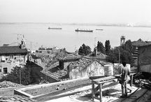 Lisboa 1986-87 / Fotos a preto e branco tiradas em Lisboa