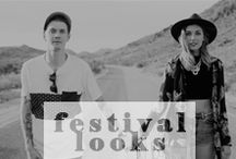 Festival Fun / Big festival fun and undeniable fashion / by Pink Ice