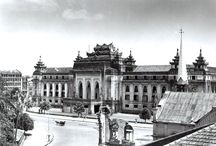 historic Burma