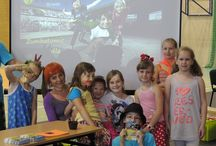 Targi edukacyjne- prezentacja zajęc zumbatomic-czerwiec 2013 r.
