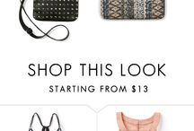 Give Sparkle / Give in style. Add a little sparkle! / by maurices