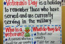 Teaching- Veteran's Day