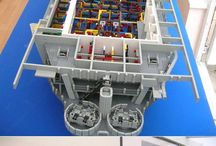 Cool lego structures