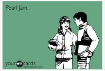 Pearl Jam Memes / All the PJ funnies we can find!  If you'd like to be a pinner, let us know!