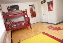 sports bedroom inspiration