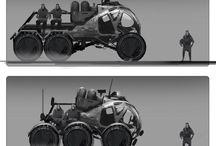 Scifi/Vehicles