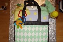 Baby Shower Cakes / by Kathleena Hagen