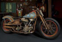 Motorbikes.. Rats, Classics & Old School