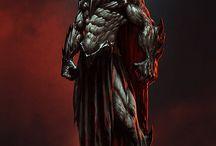 Villains & Superheroes
