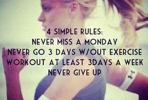 Träning och motivation