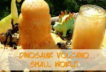 Unit Ideas: Dinosaurs