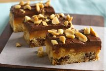 cookie bars / by Gretchen Duncan