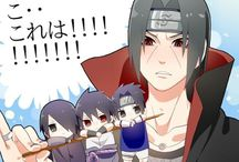 Itachi  / He's beautiful