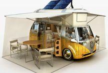 Een huis op wielen... / Campers en caravans in alle soorten en maten