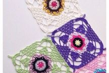 2018 Crochet Motifs