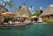Fivelements Puri Ahimsa / Ambience / by Fivelements Bali