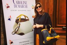 Showroom CDM / Showroom Boutique Caroline De Marchi - Rue Saint-Honoré - Paris 1er