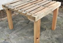 Pallets / by Annelie Roux