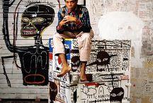 Jean Michel - Basquiat/INSP