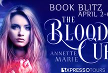 The Blood Curse by Annette Marie Blitz & Giveaway
