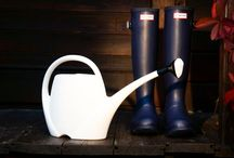 Watering cans / Unique design, the largest size series, timeless shape.