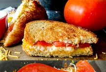 Grill Cheese Tomato Bacon