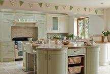 Kitchen colours / Ideas for kitchen makeover