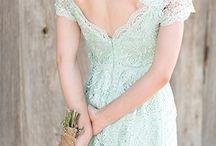 Grace loves lace bridesmaid