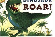 Dinosauria / by Amanda Meissner