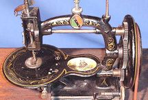 Erie Sewing Machine Co.  / 1860 - 1870