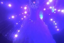 led performers / Wonderfully imaginative and brightly lit characters to move and shape your event experience.