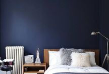 Blue bedroom inspiration