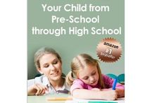 Parenting: Home Schooling / by Kristin Freudenthal