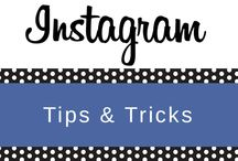 INSTAGRAM TIPS / by PuTTin' OuT Social Media Marketing