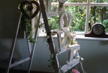 make it special events hire / A selection of our wedding hire range
