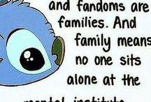 Fandom/ship/fangirl/fanboy funnies / Fandom