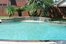 Beautiful Swimming Pools / Pictures of beautiful swimming pools and backyards