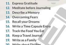 Journal/Diary