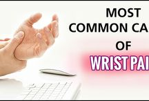 Most Common Causes of Wrist Pain / If you suffer from wrist pain but you don't know how you will affected with this pain then you are at the right destination because here we share some helpful information about Most Common Causes of Wrist Pain, so if you want to know then visit this post.
