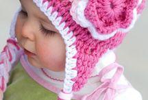 Chrochet-Hats and Headbands