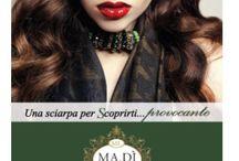 MA.Dì CREAZIONI di Marzia Di Gaetano / Showroom via Petrarca 33 Palermo 091 5072135