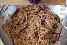 recipes: noodles