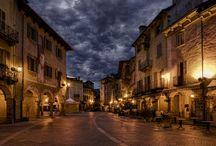 Городские улицы / Тихие городские улицы. Там, где тишина и покой!