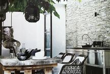 Outdoor ideas / Outdoor area