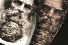 tatuaz greek