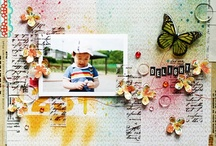 arts: scrapbooking / inspirations for scrapbooking, either paper or digital / by Aisyah Roslan