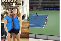 Nicole Coopersmith & Pure Lime / Sponsorship to a junior professional tennis player.