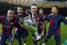 Neymar , Dani Alves i Rafinha