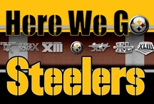 Pittsburgh Steelers / by Tori Allen