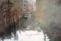 Nicola Tenderini painter / Oils and watercolors